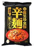 辛麺 皿うどん